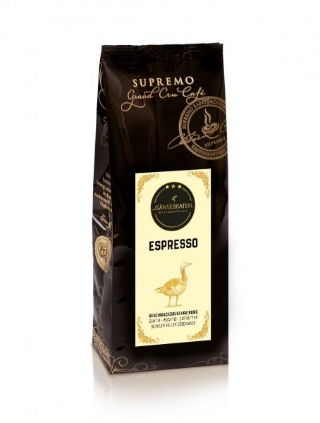 Espressobohnen für Gänsebraten.de
